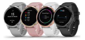 Reloj Inteligente Vivoactive® 4S Garmin con GPS 9