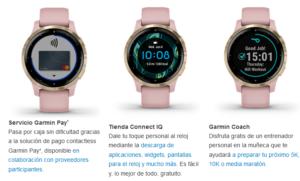 Reloj Inteligente Vivoactive® 4S Garmin con GPS 12