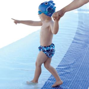 Swim Diaper Finis Pañal de Natacion Reutilizable 7