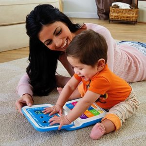 Laptop Interactiva de Aprendizaje Fisher Price 5