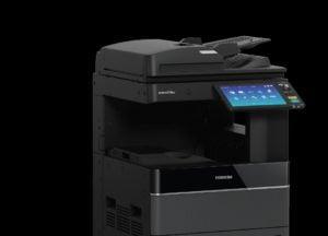 Impresora Multifunción Color A3 Toshiba E-Studio 2010AC 3