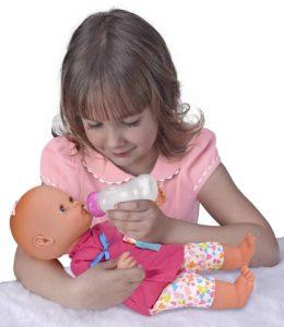Muñeco Nenuco Moquitos Toma Biberon 6