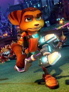 Juego Oficial PS4 Ratchet y Clank Latam 7