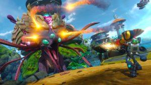 Juego Oficial PS4 Ratchet y Clank Latam 6
