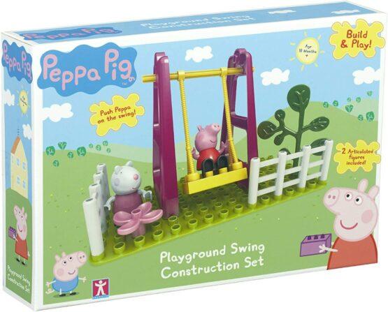 Set de Construccion Columpio Peppa Pig 2