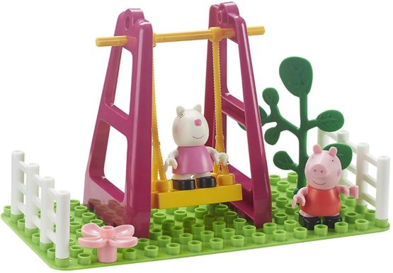 Set de Construccion Columpio Peppa Pig 1