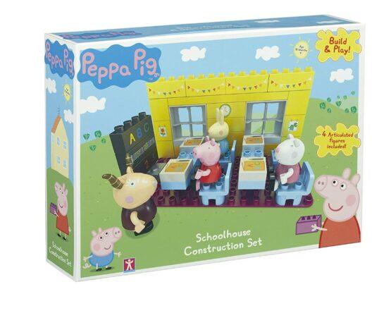 Set de Contruccion Escuela Peppa Pig 2