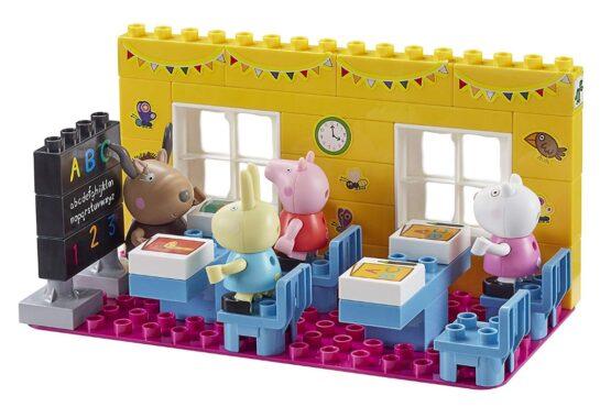 Set de Contruccion Escuela Peppa Pig 1