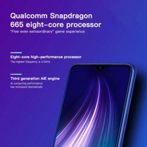 Celular Xiaomi Redmi Note 8 4G/ 64Gb/ Octa Core 10