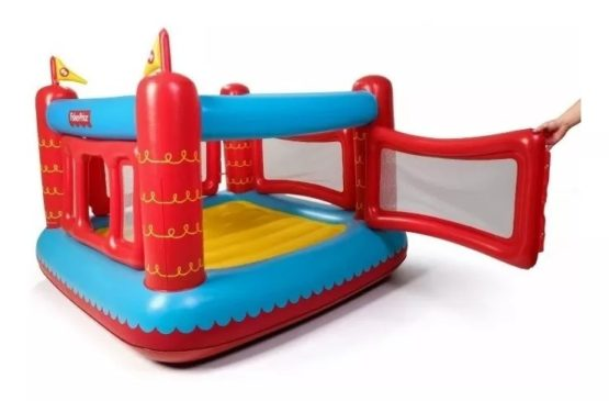 Pelotero Inflable Fisher Price 2