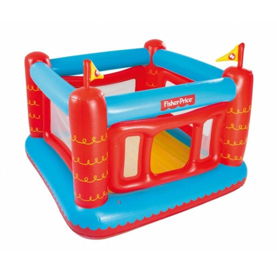 Pelotero Inflable Fisher Price 1