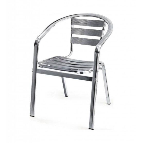 Silla para Jardin de Aluminio 1