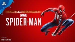 PS4 Juego Oficial Spiderman Goty Ed Latam 6
