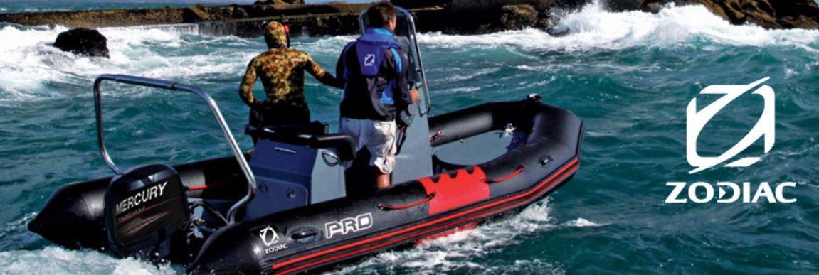 Gomon Zodiac Pro Classic 500 50HP 4T trailer 3