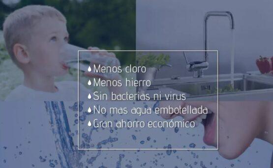 Sistema Filtro Purificador De Agua Para Toda La Casa CL2600 3