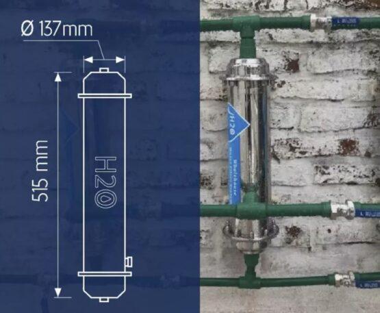 Sistema Filtro Purificador De Agua Para Toda La Casa CL2600 2