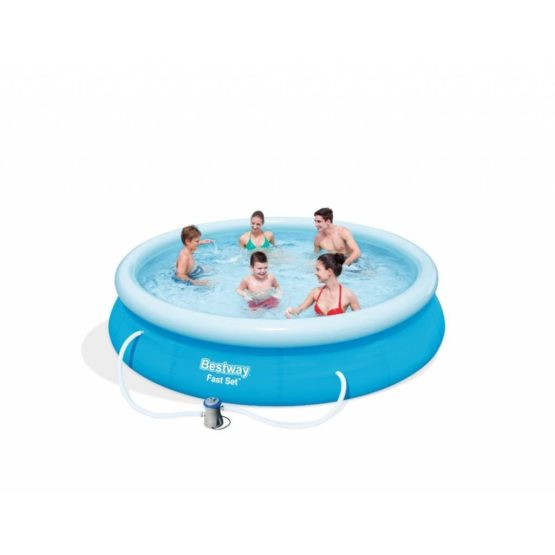 Piscina Inflable 5377 Lts Bestway con Filtro 1