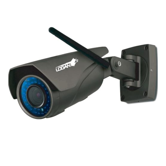 Camara Bullet Interior / Exterior WIFI Logan HD 1080P 1