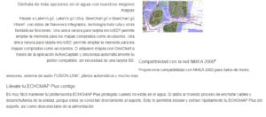 Echomap Plus 43cv Garmin con Mapa Nautico 5