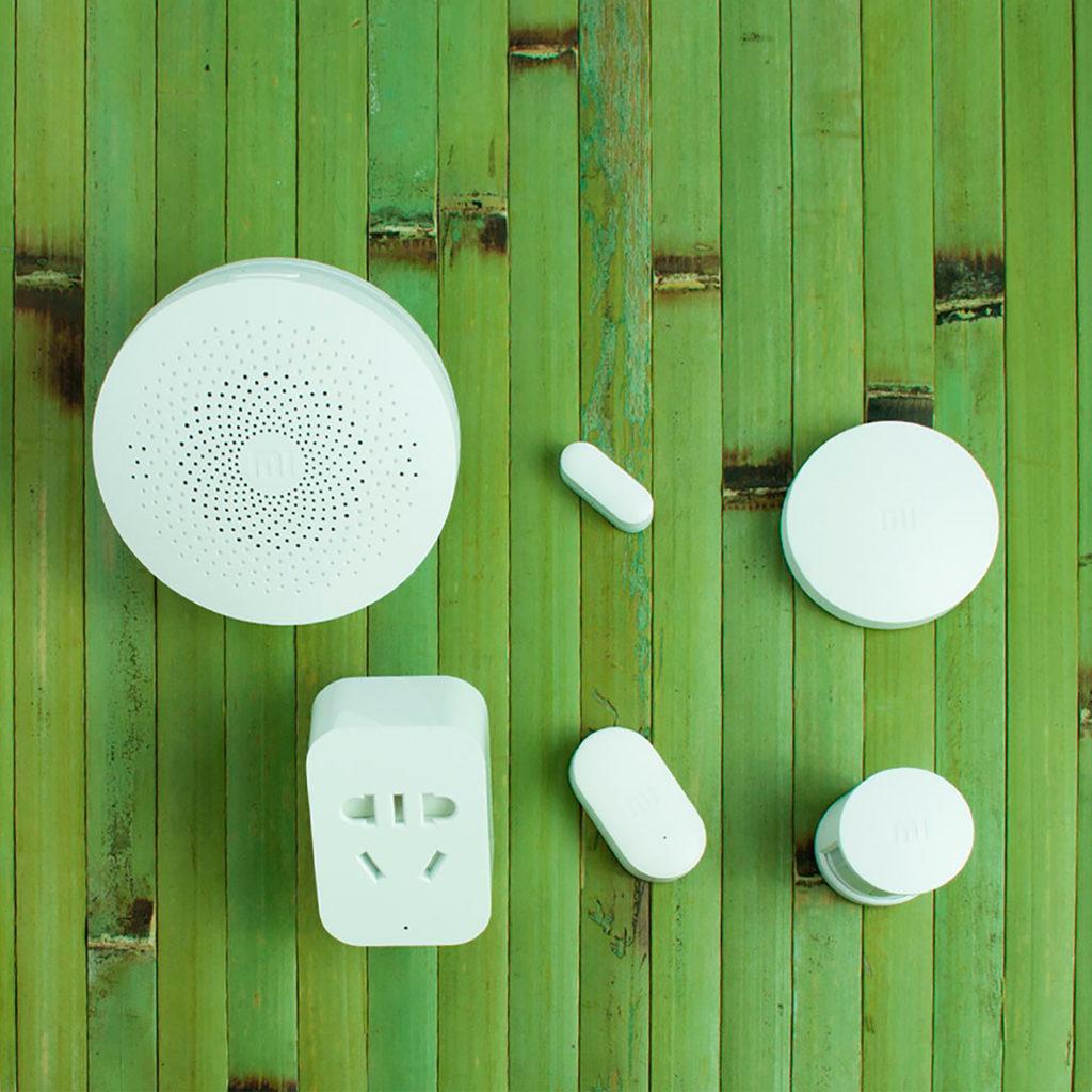 Kit de Seguridad Inteligente Xiaomi MI Smart Home Kit Sensor 8