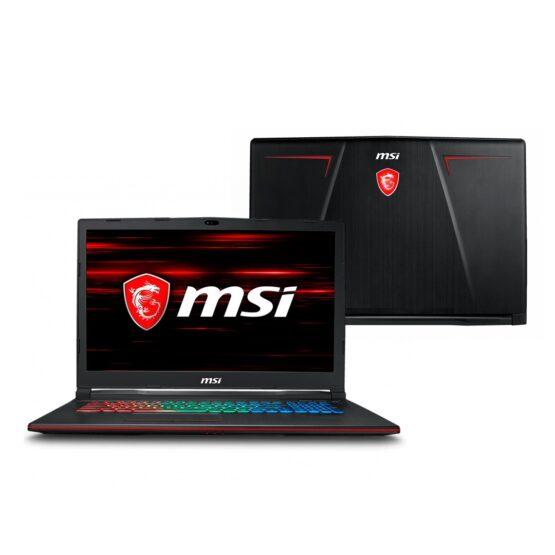 "Notebook Msi Gaming GP73 Leopard-609 17,3""/ 1Tb REFAA 1"