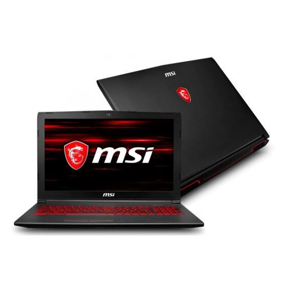 "Notebook Msi Gv62 8RE 15,6""/ 256Gb7 8Gb REFAA 1"