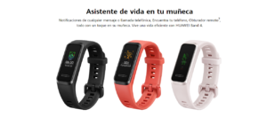 Reloj Inteligente Huawei Band 4 38
