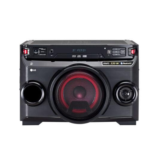 One Body Mini LG XBOOM OM4560 de 220W RMS de Potencia 2