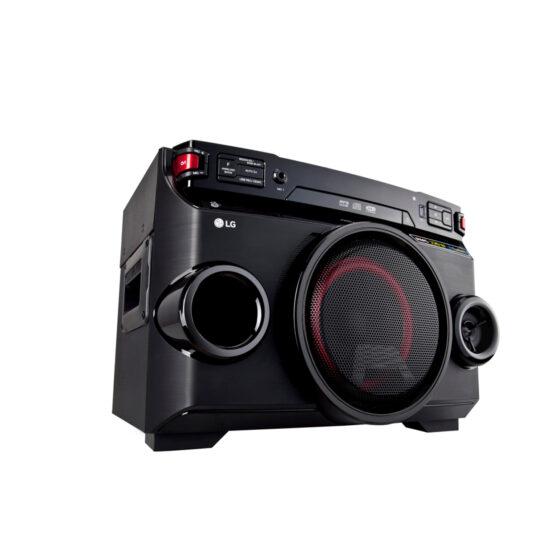 One Body Mini LG XBOOM OM4560 de 220W RMS de Potencia 4