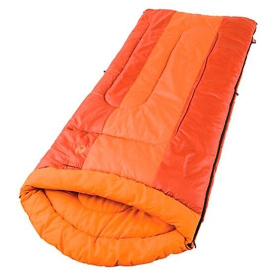 Sobre de Dormir Coleman Comfortsmart 4 Rojo/Naranja 1