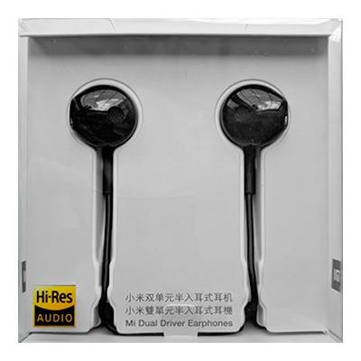 Auriculares Xiaomi MI Dual Driver Earphones 3