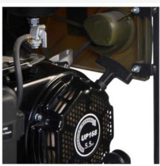 Generador 3,0 hp Gasolina Bauker 5