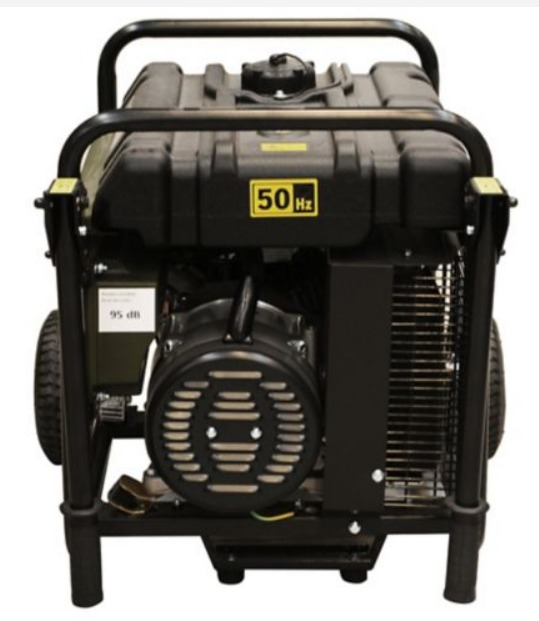 Generador 3,0 hp Gasolina Bauker 4