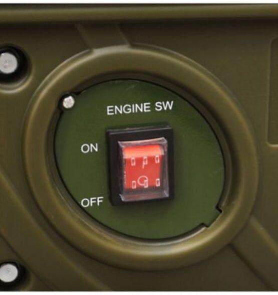 Generador 3,0 hp Gasolina Bauker 9