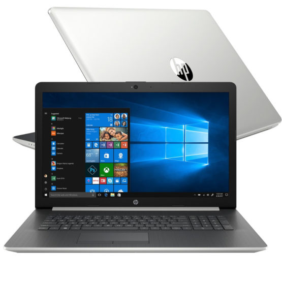 """Notebook HP 17-BY0061ST 17.3"""" / 8 GB / 1 TB REFAA 1"""
