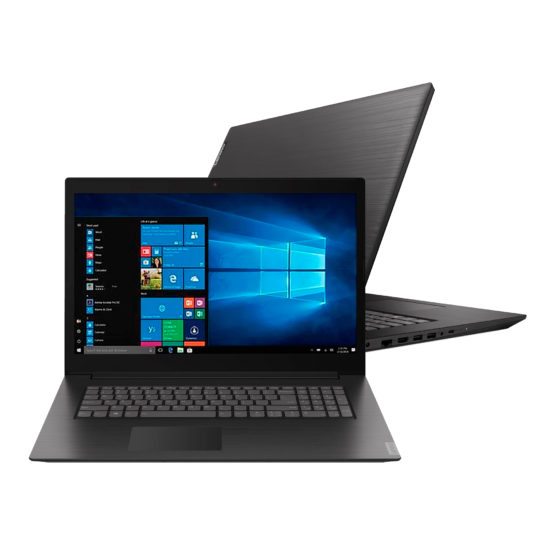 "Notebook Lenovo Ideapad L340-17API / 17.3""/ 8GB / 256 GB / REFAA 1"