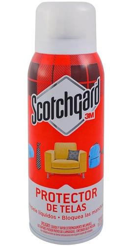 Protector de Telas y Tapiz en Spray Scotchgard 3M 1
