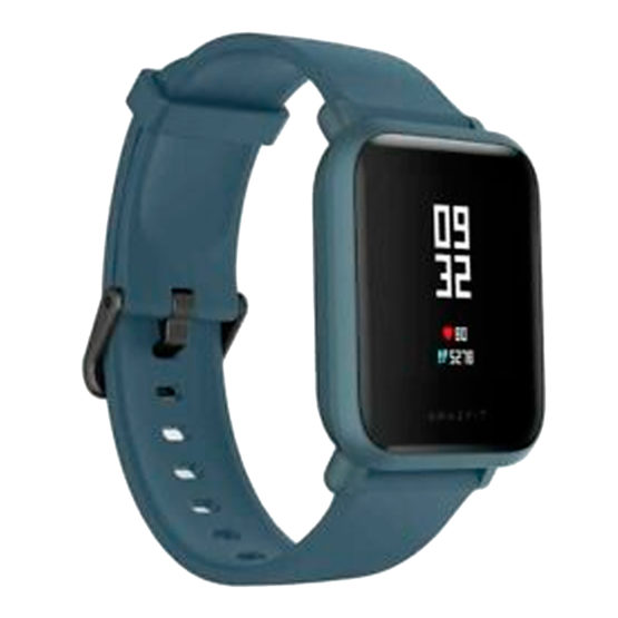 Reloj Inteligente Xiaomi Huami Amazfit Bit Lite A1915 4