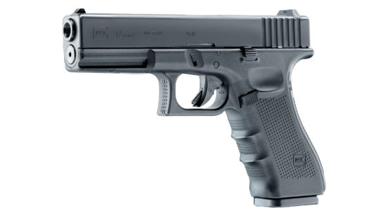 Replica Original Pistola Glock 17 G4 Umarex California. 4,5 mm con Blowback 3
