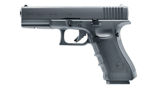 Replica Original Pistola Glock 17 G4 Umarex California. 4,5 mm con Blowback 1