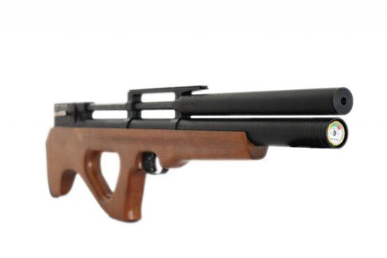 Rifle PCP Artemis P15 Cal. 6.35mm o Cal. 5.5 mm /8 Tiros Madera 2