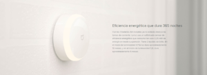 Sensor de Luz + Detección por Infrerrojos Xiaomi Mi Motion-Activated Night Light 27