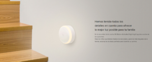 Sensor de Luz + Detección por Infrerrojos Xiaomi Mi Motion-Activated Night Light 31