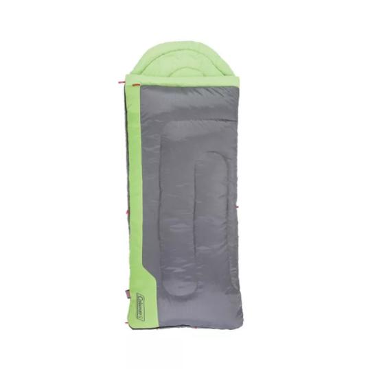 Sobre de Dormir Coleman® Raymer™ 40° grados - Verde / Gris 3