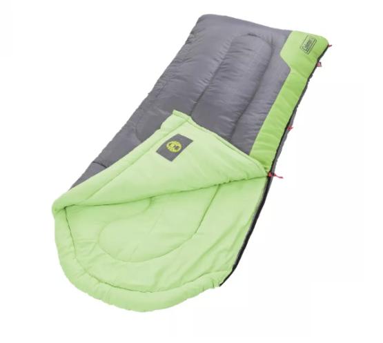 Sobre de Dormir Coleman® Raymer™ 40° grados - Verde / Gris 1