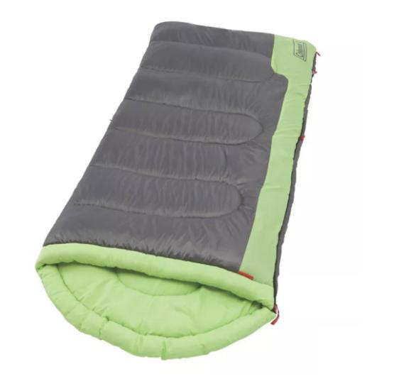 Sobre de Dormir Coleman® Raymer™ 40° grados - Verde / Gris 4