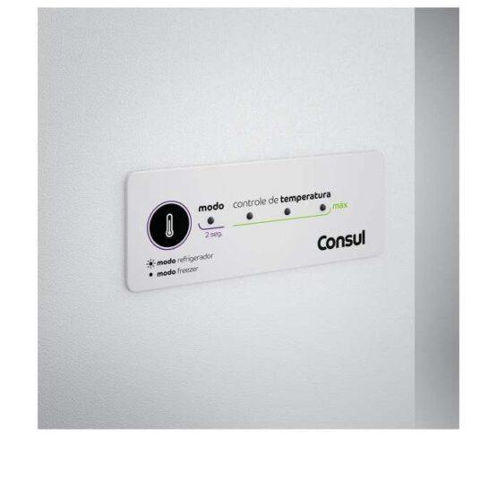 Freezer Horizontal Consul 1 Puerta - CHA22DB Capacidad 213L 2