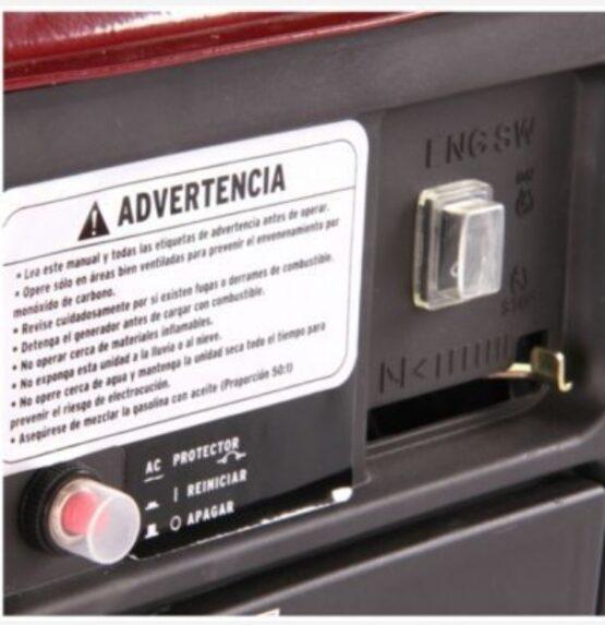 Generador 1Hp Gasolina Karson 2