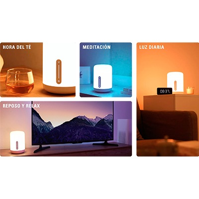 Lampara Inteligente Xiaomi MI Bedside Lamp 2 7