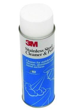 Limpiadory Pulidor para Acero en Spray 600gr. 3M 13002 1